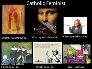 Catholic Feminist